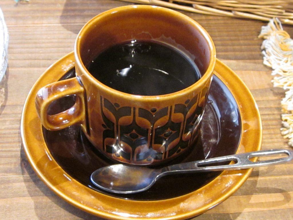 水出しホットコーヒー