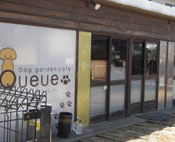 Dog Garden Cafe Queue(ドッグガーデンカフェ クー)静岡市